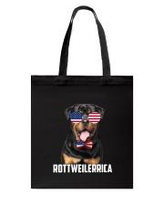 Rottweilerrica Proud 0506 Tote Bag thumbnail