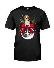 NYX - Beagle Noel - 0510 - B2 Classic T-Shirt thumbnail