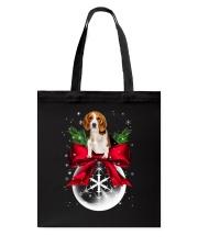 NYX - Beagle Noel - 0510 - B2 Tote Bag thumbnail