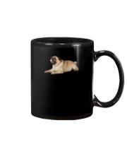 Pug My Family 2905 Mug tile