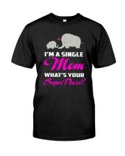 GAEA - Single Mom 1904 Classic T-Shirt front