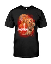 GAEA - Dachshund Great 0604 Classic T-Shirt front