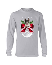 NYX - Boston Terrier Xmas - 0610 Long Sleeve Tee thumbnail
