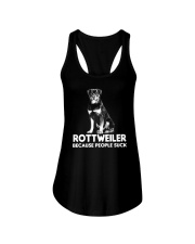 Rottweiler BPS Ladies Flowy Tank thumbnail