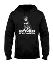 Rottweiler BPS Hooded Sweatshirt thumbnail