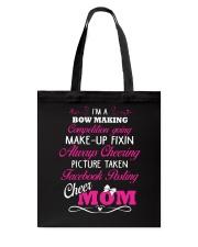 Cheer Mom 1204 Tote Bag thumbnail