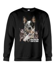 Australian Cattle Dog Awesome 0506 Crewneck Sweatshirt thumbnail