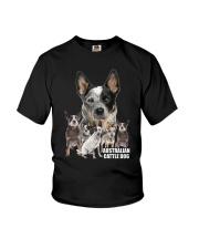 Australian Cattle Dog Awesome 0506 Youth T-Shirt thumbnail