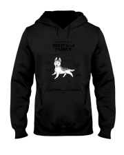 Siberian Husky Anatomy 2505 Hooded Sweatshirt tile