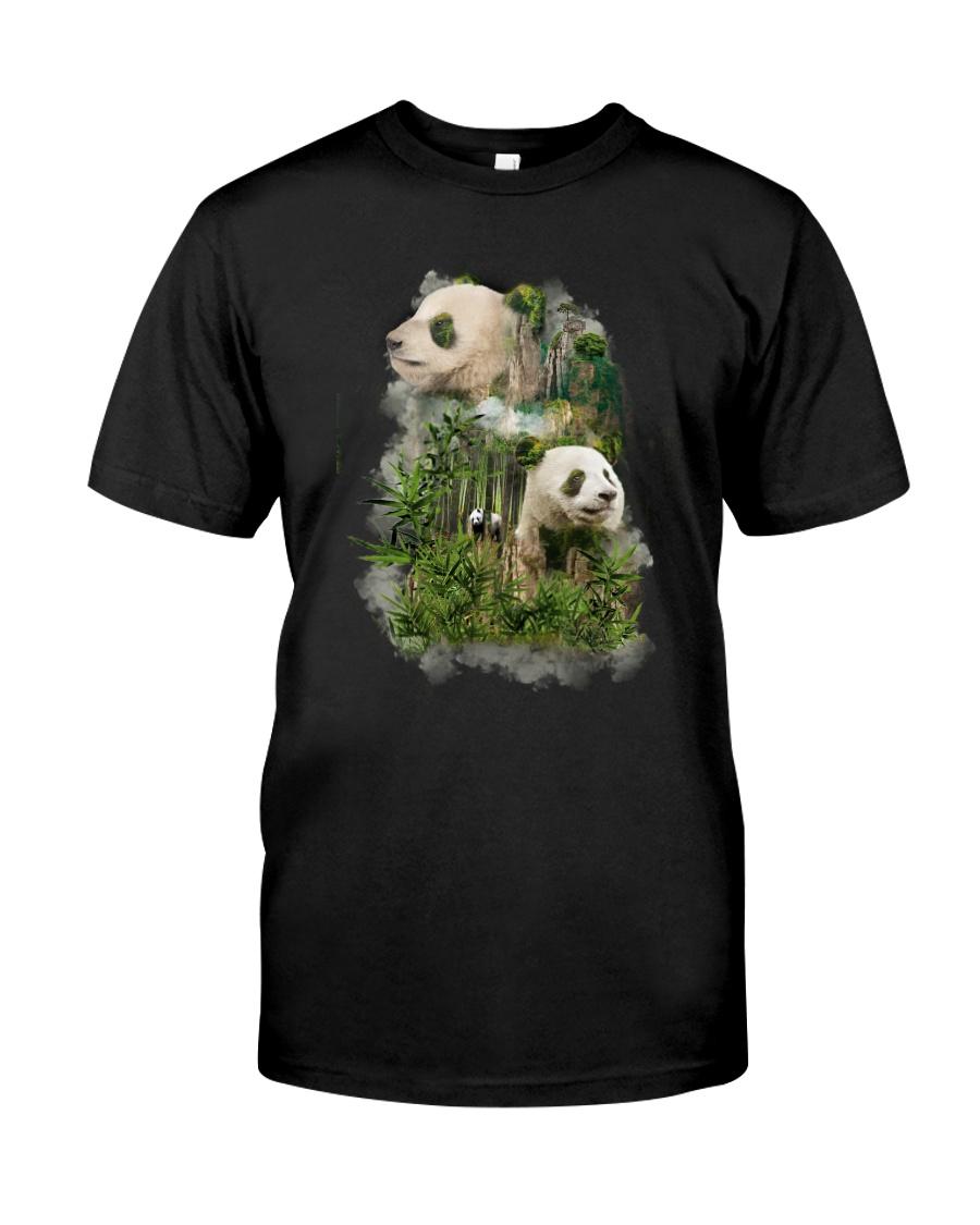Panda Beauty 1206 Classic T-Shirt