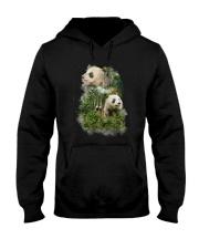 Panda Beauty 1206 Hooded Sweatshirt thumbnail