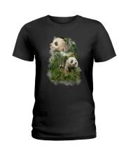 Panda Beauty 1206 Ladies T-Shirt thumbnail
