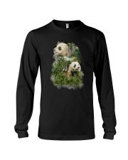 Panda Beauty 1206 Long Sleeve Tee thumbnail