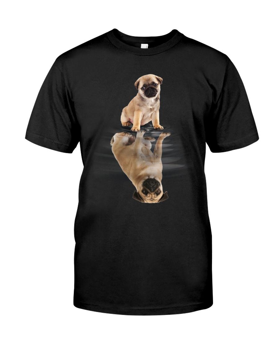 Pug Dreaming Classic T-Shirt