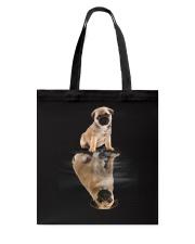Pug Dreaming Tote Bag thumbnail