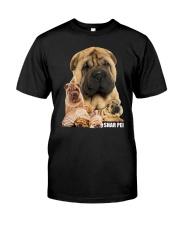 Shar Pei Awesome 0506 Classic T-Shirt thumbnail