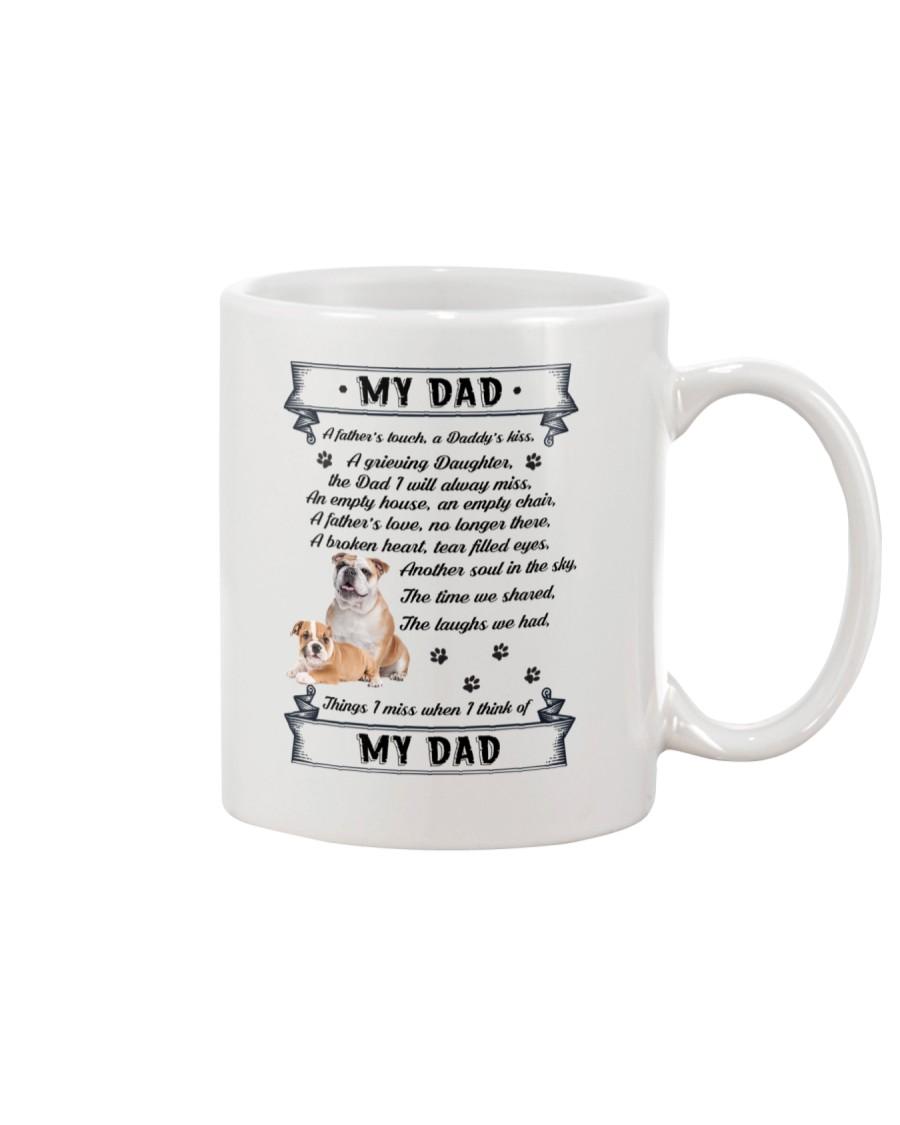 Bulldog My Dad 0506 Mug