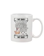 Bulldog My Dad 0506 Mug front