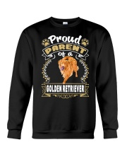 Golden Retriever Proud Crewneck Sweatshirt thumbnail