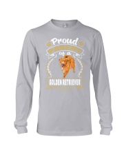 Golden Retriever Proud Long Sleeve Tee thumbnail