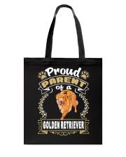 Golden Retriever Proud Tote Bag thumbnail