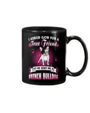 French Bulldog True Friend Mug thumbnail