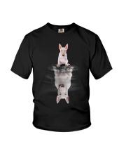 Bull Terrier Dreaming Youth T-Shirt thumbnail