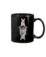 Bull Terrier Dreaming Mug thumbnail