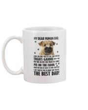 Cairn Terrier Human Dad 0406 Mug back