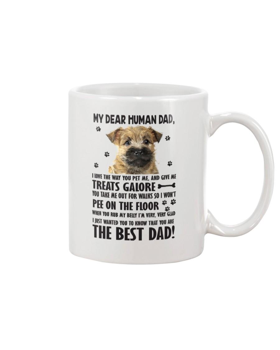 Cairn Terrier Human Dad 0406 Mug