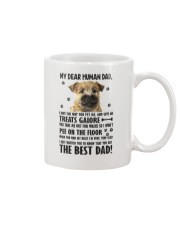 Cairn Terrier Human Dad 0406 Mug front