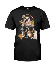 GAEA - Bulldog Beauty 3003 Classic T-Shirt front