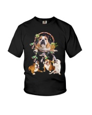 GAEA - Bulldog Beauty 3003 Youth T-Shirt thumbnail