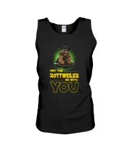 Rottweiler With You 2504 Unisex Tank thumbnail