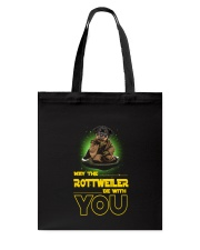 Rottweiler With You 2504 Tote Bag thumbnail