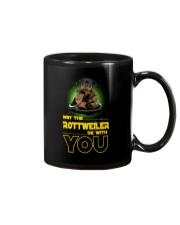 Rottweiler With You 2504 Mug thumbnail