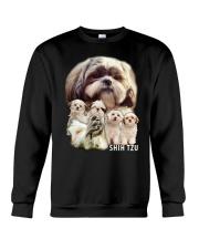 Shih Tzu Awesome Crewneck Sweatshirt front