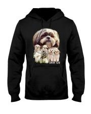 Shih Tzu Awesome Hooded Sweatshirt thumbnail