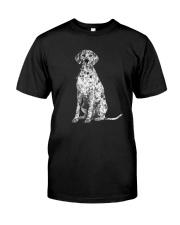 Dalmatian Bling Classic T-Shirt thumbnail