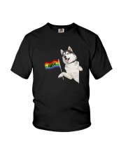 Siberian Husky Pride 3105 Youth T-Shirt thumbnail