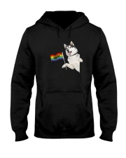 Siberian Husky Pride 3105 Hooded Sweatshirt tile