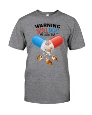 GAEA - Bulldog Addictive 1804 Classic T-Shirt front