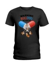GAEA - Bulldog Addictive 1804 Ladies T-Shirt thumbnail