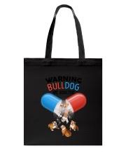 GAEA - Bulldog Addictive 1804 Tote Bag thumbnail