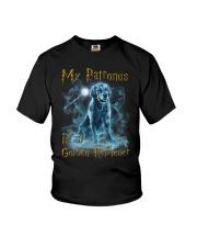 Golden Retriever Patronus Youth T-Shirt thumbnail