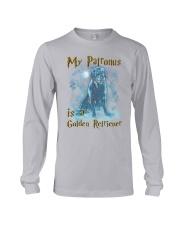 Golden Retriever Patronus Long Sleeve Tee thumbnail