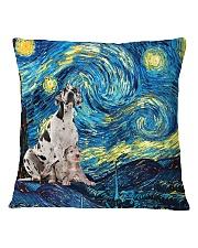Great Dane Star 2604 Square Pillowcase thumbnail