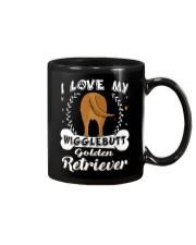 Golden Retriever Butt 1 Mug thumbnail