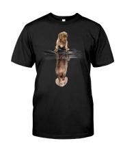 Weimaraner In Dream Classic T-Shirt front