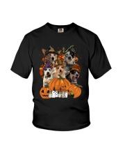 Australian Cattle Dog Great Halloween - 01 Youth T-Shirt thumbnail